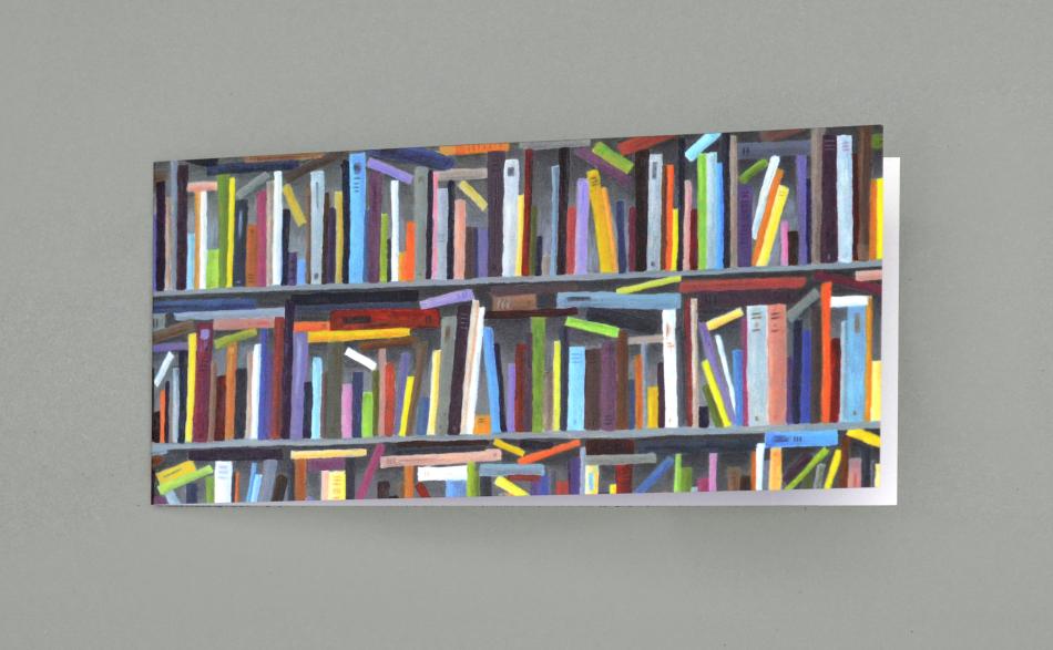Dwarse boeken