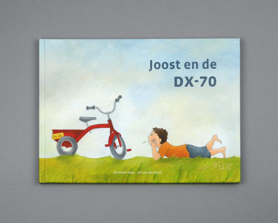 Joost en de DX-70