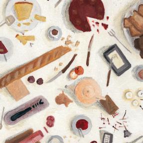 Jetswerk boek bunkerschip kunstacademie tafel detail