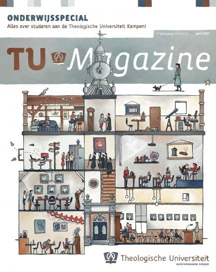 Het TU magazine