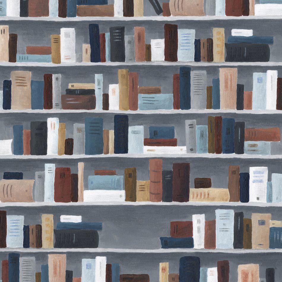 Illustratie voor poëzieposter van Plint