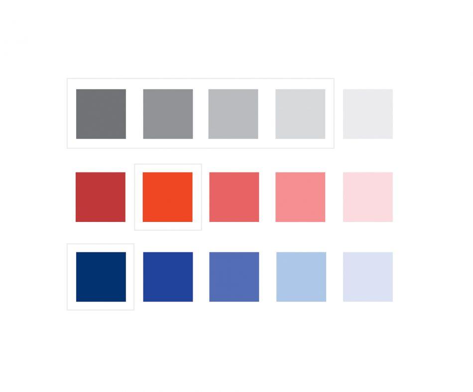 Kleurstudie